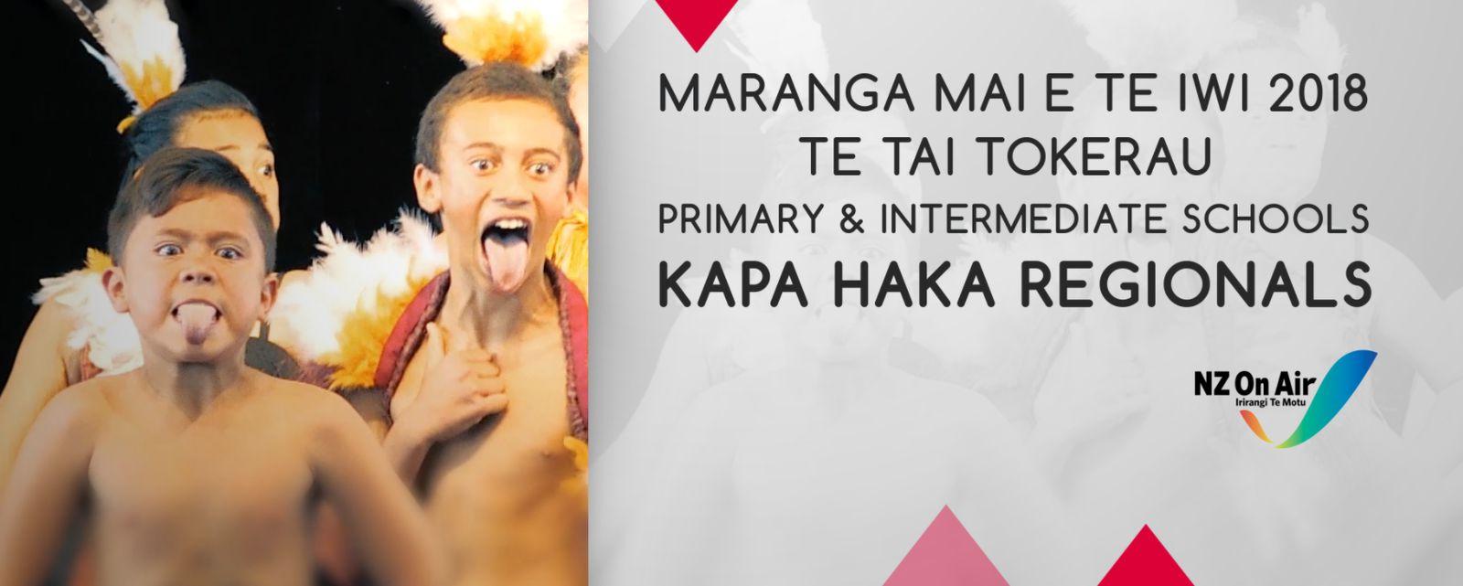 Maranga Mai E Te Iwi 2018