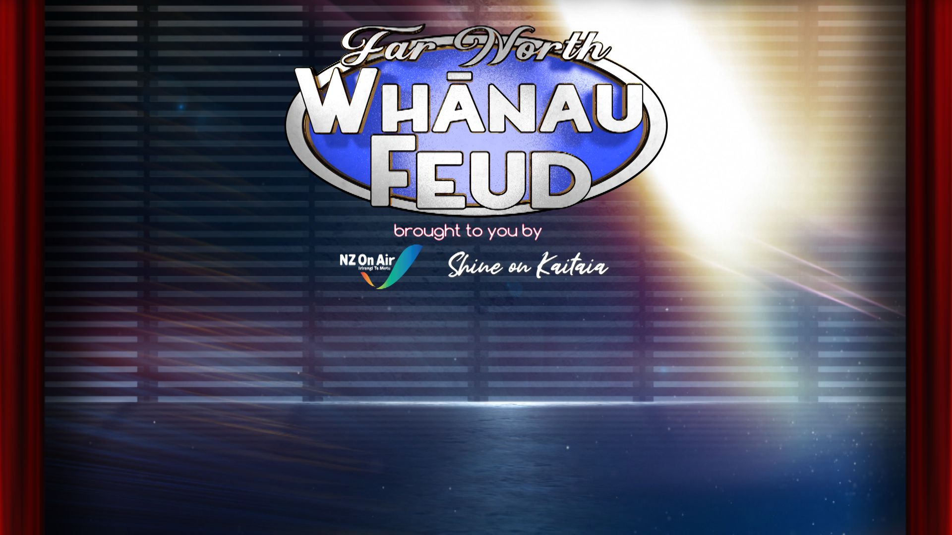 Far North's Whānau Feud